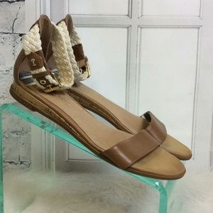 Sperry ankle strap sandals 8.5